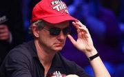 Steve at the WSOP Final Table. Image © PokerNews