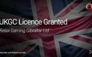 Relax Gaming Gets UKGC License